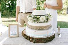DIY-Hochzeit unter freiem Himmel | Hochzeitsblog marryMAG| Der Hochzeitsblog