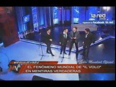 """Il Volo - """"Historia de un amor"""" y """"Más que amor"""" /Programa Chile"""