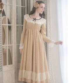 Vintage Cotton Nightdress - FlexToHire.com