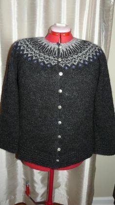 Icelandic Lopi  Sweater - via @Craftsy