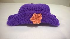 Floppy Hat for a little one. Pure Wool, 4 ply. $10 @ the market or plus postage.