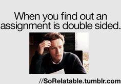 My exact feelings