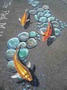 Street Art Fish