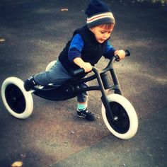 Wishbone Balance 3-in-1 Bike #Balance, #Bike, #Infant