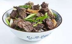 Chinese Red Braised Wild Boar