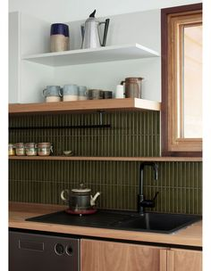 A Sensitive Reworking Of An 1872 Country Cottage Interior Desing, Interior Architecture, Küchen Design, House Design, Chair Design, Modern Design, Cocinas Kitchen, House On A Hill, Kitchen Interior