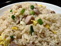 How To Make Pork Fried Rice - How To Cook Like Your Grandmother