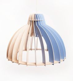 CP60 Ceiling pendant lamp by VanTjalleEnJasper on Etsy, €245.00