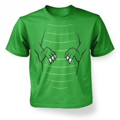 T-Rex Costume kids t-shirt by BigMouthUK on Etsy