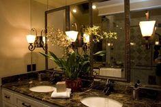 Small but Quaint Master Bath - traditional - bathroom - dallas - by Hilsabeck Design Associates, Inc.