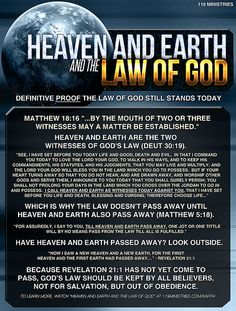 Heaven and earth have not yet passed away. Until then, the Commandments are in full effect for those who truly love God. Whoever says they love God and do NOT keep the commandments are liars. (per the Word of God). Bible Scriptures, Bible Quotes, Prayer Quotes, 119 Ministries, Adonai Elohim, Happy Sabbath, Sabbath Rest, Messianic Judaism, Scripture Study