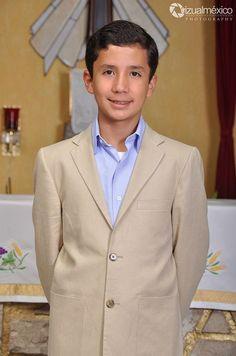 Fotografía de Confirmación    Niño   Photoshoot   www.vizualmexico.com.mx