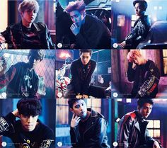 EXO JAPAN 2nd SINGLE「Coming Over