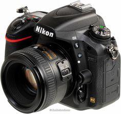 Nikon D750 - FULL FRAME