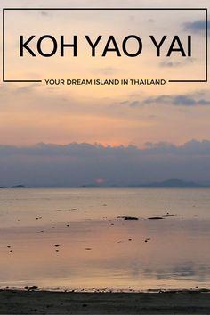 Your dream island in Thailand.