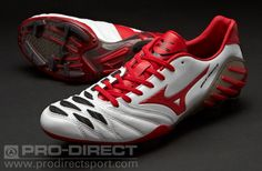 Mizuno Football Boots - Mizuno Wave Ignitus 2 MD - Firm Ground - Soccer  Cleats -