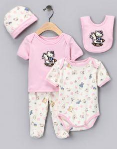 Hello kitty baby fashion