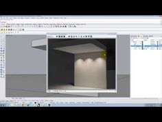 Lecture 222 - Introduction to Lights and Lighting in V-Ray for Rhino - Spring 2015 - YouTube