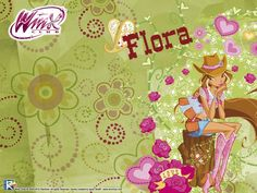 winx club cowgirl outfits | Just Winx: CowGirls Wallpapers