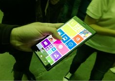 Esta misma semana he tenido la oportunidad de tener en mis manos un Nokia Lumia 1520 a pesar de que no ha llegado todavía a España. El tiempo que me lo