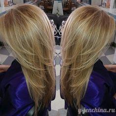 красивые стрижки на средние волосы