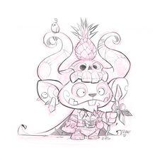 Rascal Shaman by frogbillgo.deviantart.com on @deviantART
