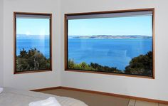 Self-contained accommodation with amazing sea views and spa bath. Waiheke Island, Autumn Day, Frame, Amazing, Blog, Decor, Picture Frame, A Frame, Decorating