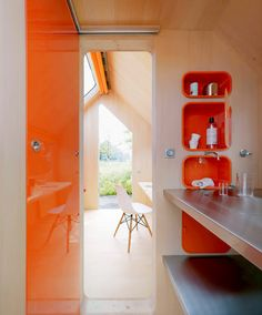 Vitra | Diogene: A cabin designed by Renzo Piano and RPBW for Vitra