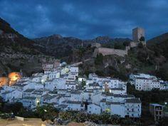 Jaén Cazorla Vista nocturna