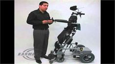 Karman Healthcare Stand-Up Power Wheelchair | Stand-Up Chairs