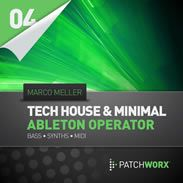 Marco Meller - Tech House And Minimal Ableton Operator from Loopmasters distributed by Loopmasters - http://www.audiobyray.com/product/samplepack-marco-meller-tech-house-and-minimal-ableton-operator/ - Loopmasters, Sample Packs