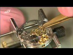 La metódica, precisa y artesanal fabricación de los relojes mecánicos. Lugano, Zurich, Switzerland, Accessories, Videos, Youtube, Luxury Watches, Science, Youtubers