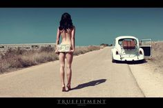 Classic Car News Pics And Videos From Around The World Volkswagen, Vw T1, Female Body Photography, T1 Bus, Hot Vw, Honda Element, Vw Cars, Car Girls, Sexy Cars