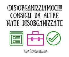 Nata disorganizzata: (Dis)Organizziamoci! Consigli da altre Nate disorganizzate: la pianificazione settimanale dei vestiti