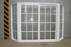 Resultado de imagen para ventanas de aluminio blanco