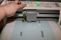 Cricut in the Classroom -- maybe I won't get rid of my machine after all