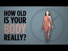 """Have you ever wondered how often your cells replace themselves? This video from Skunk Bear explains it all! From """"Does Your Body Really Refresh Itself Every 7 Years?"""" by Adam Cole 