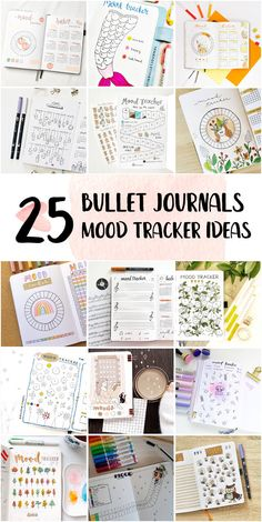 Minimalist Bullet Journal Mood Tracker Design For Beginners - Font For Bullet Journal #howtostartabulletjournal #bulletjournalcalendar #bulletjournalpage Bullet Journal Mood Tracker Ideas, Bullet Journal How To Start A, I Feel You, How Are You Feeling, Nocturnal Animals, Over The Moon, Do You Remember, Purple Amethyst, Journal Pages