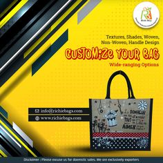 Promotional Bags, Eco Friendly Bags, Jute Bags, Custom Bags, Info, You Bag, Fields, Quotations, Prints