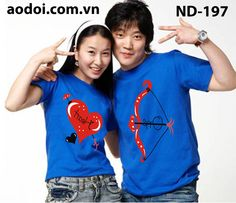 Áo đôi ngộ nghĩnh  http://aodoi.com.vn/tag/ao-doi-tinh-nhan/