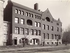 Henry Adams Residence & John Hay Residence - HHR - A. D. White Architectural Photographs, Cornell University Library