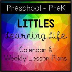 Preschool - Pre Kindergarten Yearly Calendar and Weekly Plans Preschool Curriculum Free, Preschool Themes, 36 Weeks, Curriculum Planning, Letter Tracing, Pre Kindergarten, Yearly Calendar, Art Music, Teacher Pay Teachers