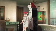 The Ancient Magus' Bride - Kore Yamazaki, Chise Hatori, Elias Ainsworth, Yume, The Ancient Magus Bride, My Hero Academia Episodes, Anime Screenshots, Anime Kawaii, Art Techniques