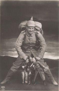 German Photo Manipulation, WWI