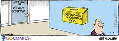 Hypnosis Cartoons