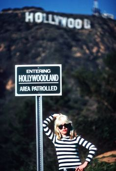 Debbie Harry photographed by Richard Creamer, Los Angeles, 1977.