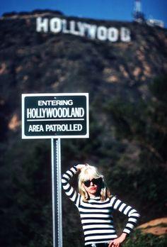 Debbie Harry photographed by Richard Creamer, Los Angeles, 1977 • Style School ByDanie