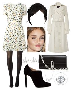 """""""Visiting Scotland"""" by arantxaherrera ❤ liked on Polyvore featuring Pretty Polly, Alexander McQueen, Elie Saab, Bibhu Mohapatra, Whiteley, VanLeles and London Road"""