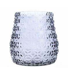 Glass Candle Holder,