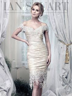 Elegant Lady Luke Collections of Ian Stuart Bridal Dresses - Be Modish - Be Modish